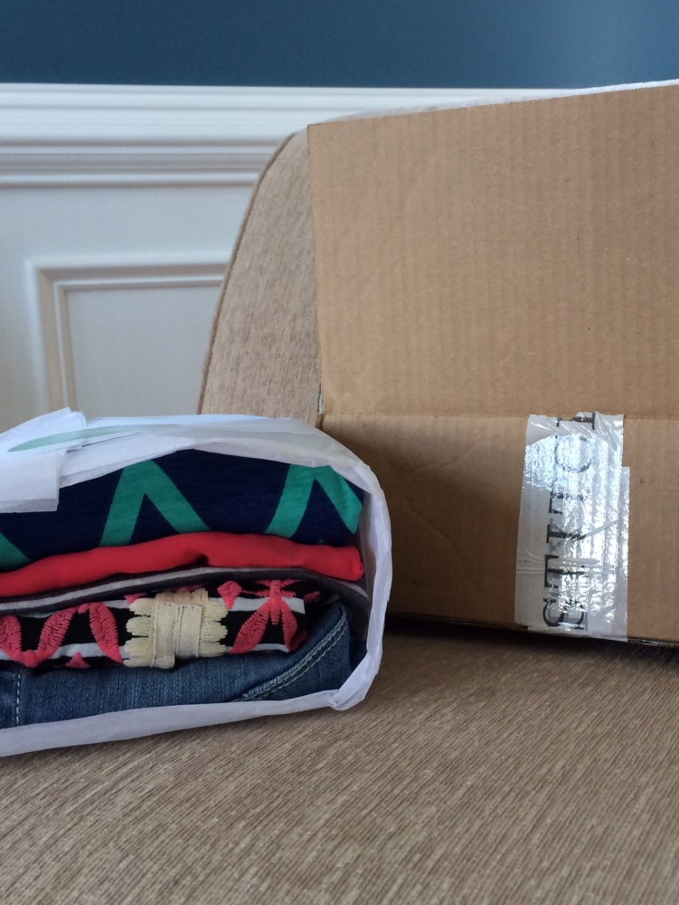 The Fix that Flopped: June 2015 Stitch Fix Review (1/3)