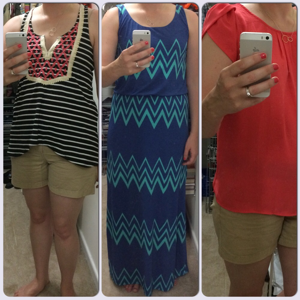 The Fix that Flopped: June 2015 Stitch Fix Review (2/3)