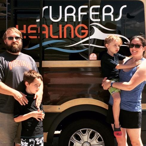 Surfers Healing VB