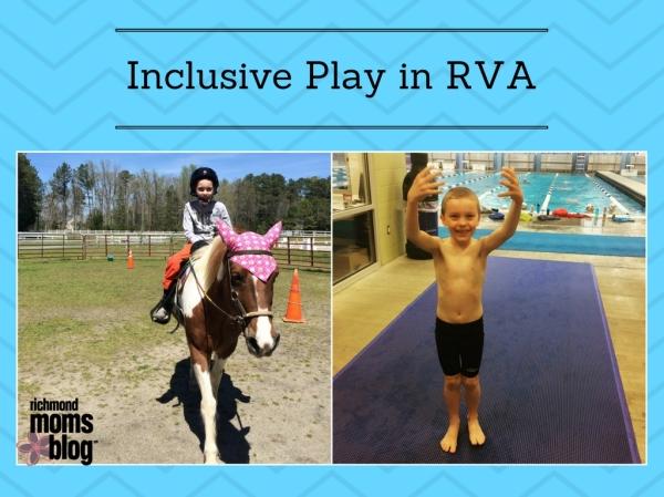 Inclusive Play in RVA